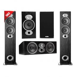 Polk RTi A5 Package - 5.0 Speaker Package (25% OFF)