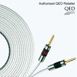 QED Performance Micro - Award winning Micro Speaker Cable (30m)