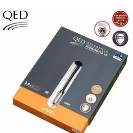 QED Reference Subwoofer 40 - Reference Subwoofer Cable