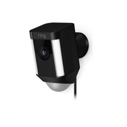Ring Spotlight Cam Wired - Motion HD Spotlight Camera
