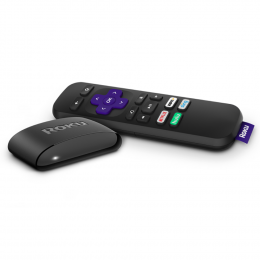 Roku Express - Easy High Definition (HD) Streaming Media Player