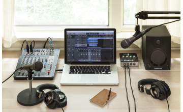 Create your own Podcast Studio
