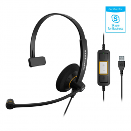 Sennheiser Impact SC30 USB ML - Monaural Unified Communications USB Headset