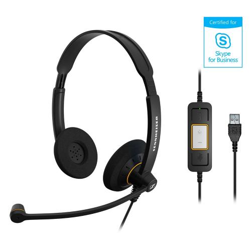 Sennheiser SC60 USB ML - Unified Communications USB Headset