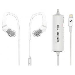 Sennheiser AMBEO Smart Headset White - Mobile binaural recording headset