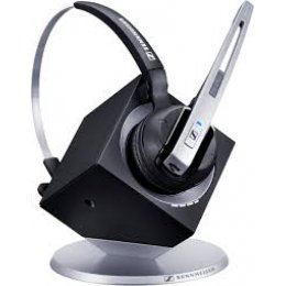 Sennheiser DW 10 PHONE - EU - DECT Wireless Office headset with base station