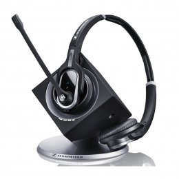 Sennheiser DW 30 ML - EU DECT Wireless Office headset with base station : for desk phone and PC