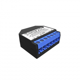 Shelly 2.5 - WiFi-operated Double Relay Switch & Roller Shutter