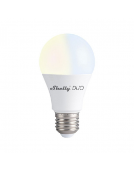 Shelly Duo - WiFi Smart Dimmable Light