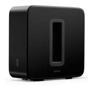Sonos Sub Gen 3 - Gloss Black WiFi Multi-Room Subwoofer
