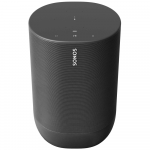 Sonos Move - The battery powered WiFi & Bluetooth Speaker - Black