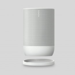 Sonos Move - The battery powered WiFi & Bluetooth Speaker - White