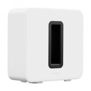 Sonos Sub Gen 3 - Gloss White WiFi Multi-Room Subwoofer