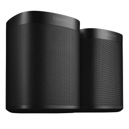 Sonos One Package - Stereo Sonos bundle