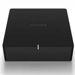 Sonos Port - The Streaming Music Stereo Upgrade