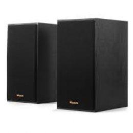 Klipsch R-41PM Powered Speakers - Active Bookshelf Speakers (no amp required)