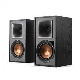 Klipsch R-51PM Powered Speakers - Active Bookshelf Speaker Pair (no amp required)