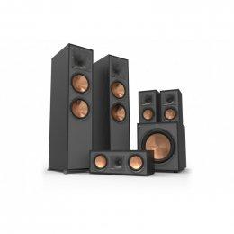 Klipsch Reference R-820F 5.1 Speaker Package (Black)
