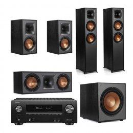 Klipsch System - Klipsch R-620F and Denon AVR-X2700H 5.1 Surround System