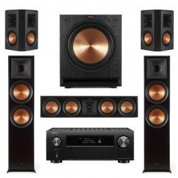 Klipsch System - Klipsch RP-8000F and Denon AVR-X4700H 5.1 System