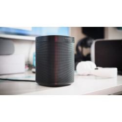 Sonos One - Wireless Future Ready Smart Speaker Gen 2 (What HiFi? Awards 2020)