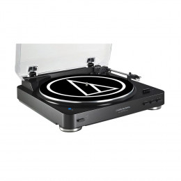 Audio-Technica AT-LP60BT - Fully Automatic Wireless Belt-Drive Stereo Turntable