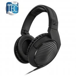 Sennheiser HD 200 PRO - Noise Reducing Over Ear Heaphones for studio recording
