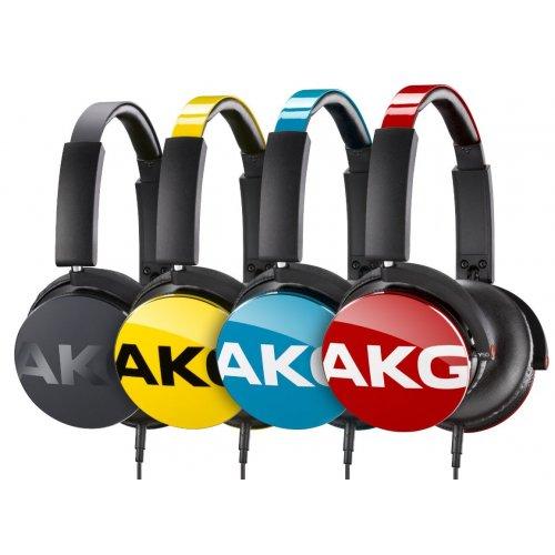 AKG Y50 - On Ear Headphones - (What HiFi Awards 2017)