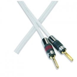 QED Silver Anniversary XT - Pre-Terminated Speaker Cable Pair (What Hi-Fi)