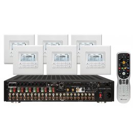 Russound KT2-66i KIT - Audio Multiroom System