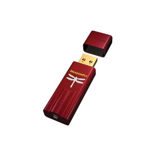 Audioquest DragonFly Red - DAC (What HiFi? 2018)