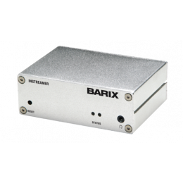 Barix - Instreamer - Network Audio Encoder