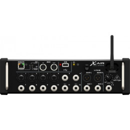 Behringer X AIR XR12 - Digital Mixer for iPad and Android Tablets