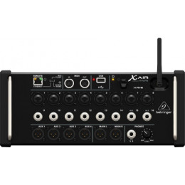 Behringer X AIR XR16 - Digital Mixer for iPad and Android