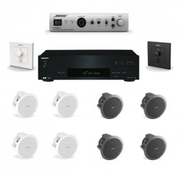 Bose Professional Restaurant System 2 - Complete audio system for your business, cafe or restaurant
