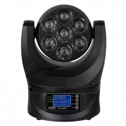 Briteq TORNADO 7 - Compact Powerful Moving Wash 15w x 7