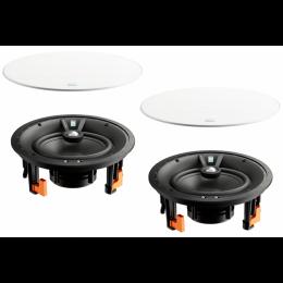 Dali Phantom E-60 - In Ceiling Speakers - Pair White