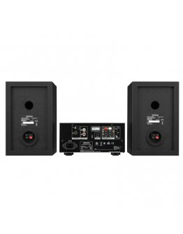 Denon D-T1 Mini Hifi System - With Speakers