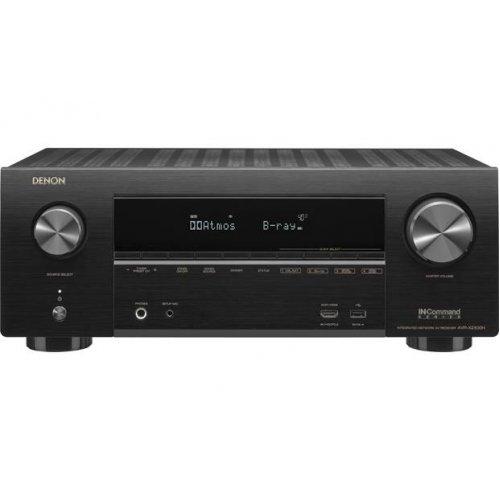 Denon AVR X2500H - 7.2 Channel Network A/V Receiver