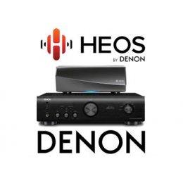 HEOS LINK & Denon PMA720