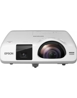 Epson EB-536Wi - Short-Throw Projector