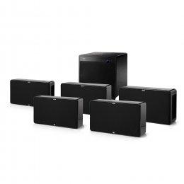 Jamo D500HCS5.1 - THX Speaker Package Including M&K V12 Sub