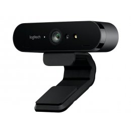Logitech BRIO - 4K Ultra HD Webcam for streaming, conferencing & recording