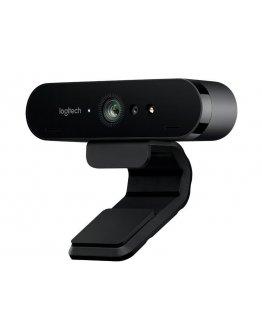 Logitech BRIO - 4K Ultra HD Webcam for streaming, conferencing & recording