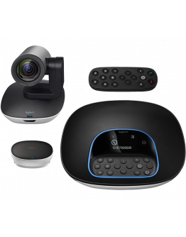 Logitech GROUP Video Conference System - For mid to large rooms
