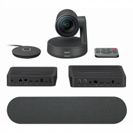 Logitech RALLY System - UltraHD Conference System for medium to large rooms
