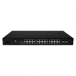 Pakedge SX-24P - 24 Port High Powered Gigabit with 24 Port Full PoE Switch