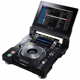 Pioneer - CDJ-TOUR1 - TOUR System Multi - Player With Fold-Out Touch Screen