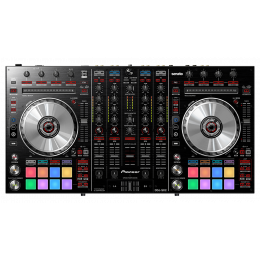 Pioneer DDJ-SX2 : 4-Channel DJ Controller With Performance Pads