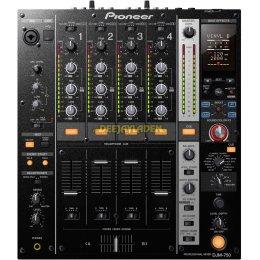 Pioneer DJM-750-K MK2 - 4 Channel Mid-Range Digital Mixer